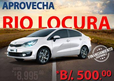 RIO-Locura